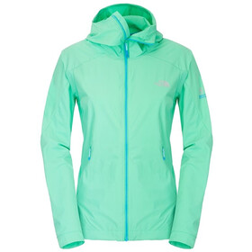 The North Face W's Diode Hoodie Surreal Green